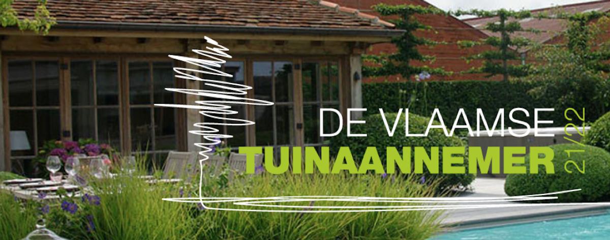 Neem deel en word de Vlaamse Tuinaannemer van het jaar!